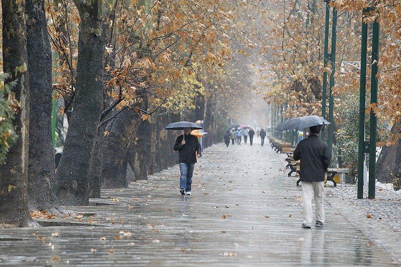 بارش ها تا دو روز آینده در کشور ادامه دارد
