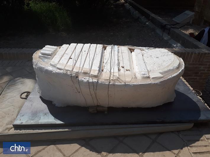 انتها پنجمین فصل کاوش در محوطه باستانی جوبجی رامهرمز