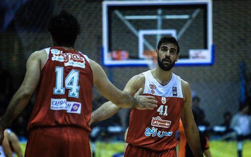 خبرنگاران کاظمی: از حضور دوباره در تیم ملی بسکتبال بسیار خوشحالم